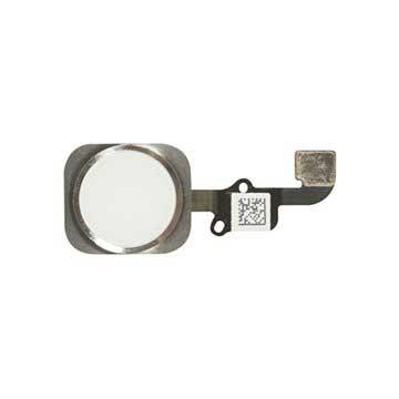 iPhone 6, iPhone 6 Plus Hjem-Knapp - Sølv