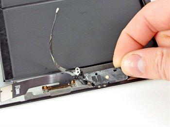 Reparasjon av iPad 2 antenne