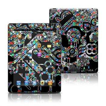 iPad 3, iPad 4 Circle Madness Skin