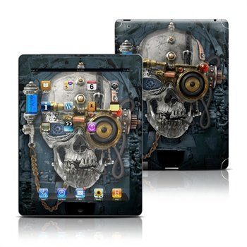 iPad 3, iPad 4 Necronaut Skin
