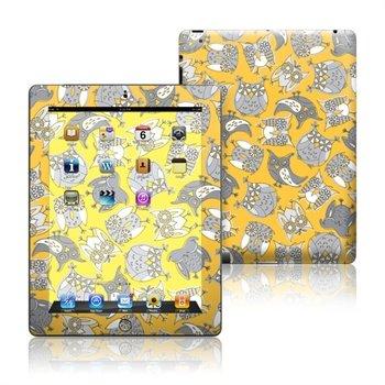 iPad 3, iPad 4 Owls Skin