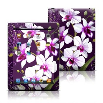 iPad 3, iPad 4 Violet Worlds Skin