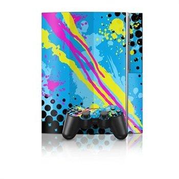 Sony PlayStation 3 Skin - Acid