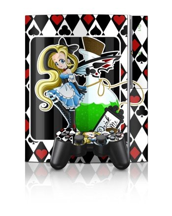Sony PlayStation 3 Skin - Alice