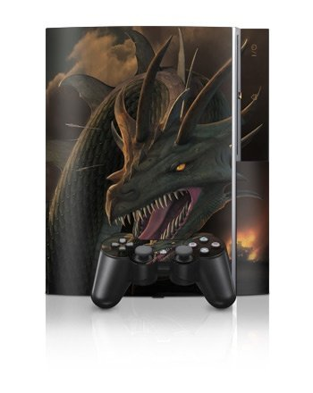 Sony PlayStation 3 Skin - Annihilator