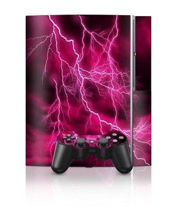 Sony PlayStation 3 Skin - Apocalypse Rosa