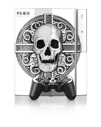 Sony PlayStation 3 Skin - Bite