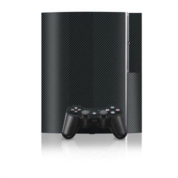 Sony PlayStation 3 Skin - Carbon