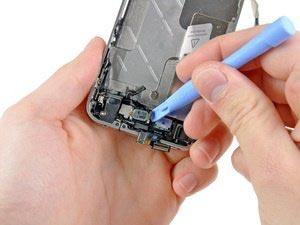 Reparasjon av iPhone 4 Høyttaler