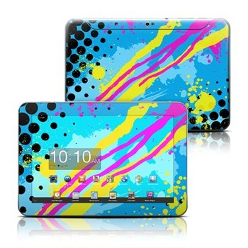 Samsung Galaxy Tab 8.9 Acid Skin