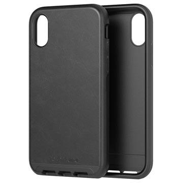 tech21 Evo Luxe iPhone XR Hybrid-deksel - Svart