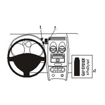 Nissan Qashqai 07-13 Brodit 853965 ProClip