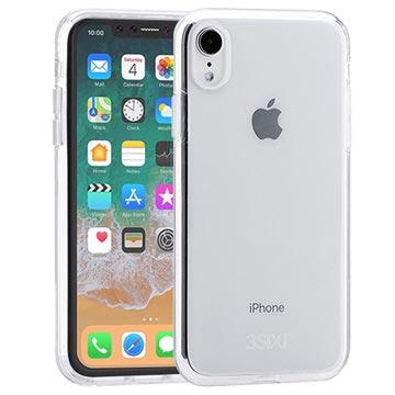 Bilde av 3sixt Pure Flex Iphone Xr Beskyttelsesdeksel - Gjennomsiktig