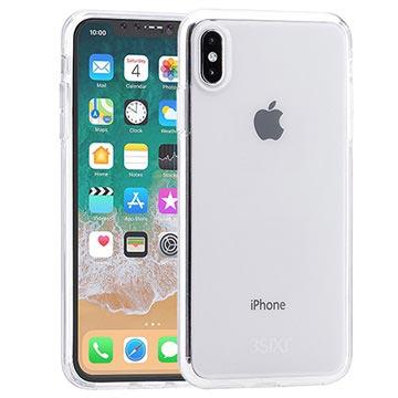 Bilde av 3sixt Pure Flex Iphone Xs Max Beskyttelsesdeksel - Gjennomsiktig