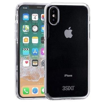 Bilde av 3sixt Pure Flex Iphone Xs Beskyttelsesdeksel - Gjennomsiktig