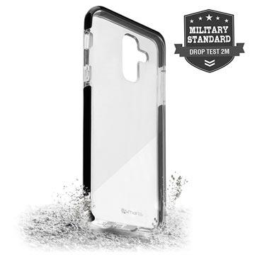 Bilde av 4smarts Airy-shield Samsung Galaxy A6 (2018) Deksel - Svart