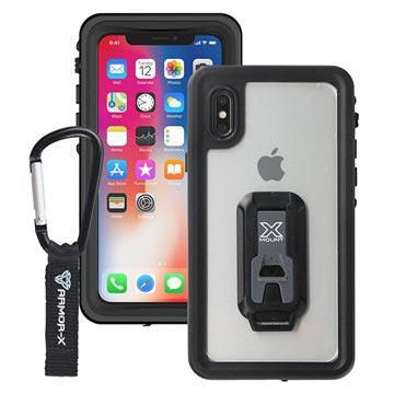iPhone X   iPhone XS Armor-X MX-IPHX-BK Vanntett Mobilpose - 5adba98814e0d