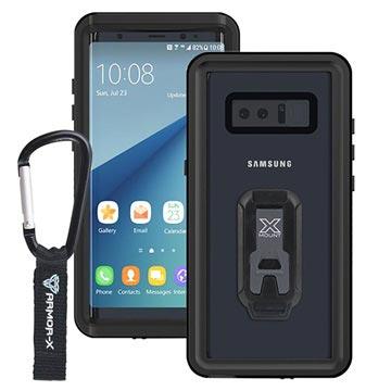 Bilde av Samsung Galaxy Note8 Armor-x Mx-n8-bk Vanntett Mobilpose - Svart