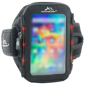 Bilde av Armpocket Flash Universelt Armbånd - S - Svart