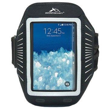 Bilde av Samsung Galaxy S7 Edge Armpocket Racer's Edge Armbånd - S - Svart