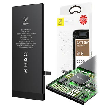 Bilde av Baseus Bs-ip6 Høykapasitets Iphone 6 Batteri - 2200mah