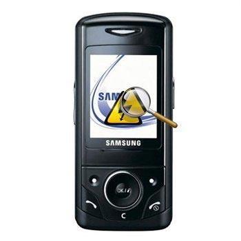 Samsung D520 Diagnose