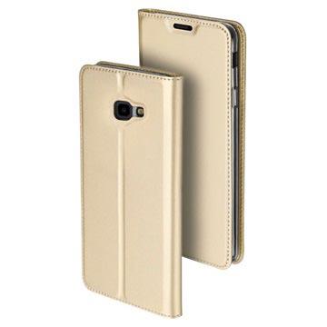 Dux Ducis Skin Pro Samsung Galaxy J4+ Flip-deksel - Gull
