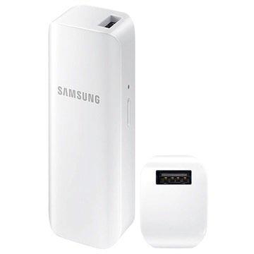 Samsung EB-PJ200 Ekstern Batteripakke - Hvit