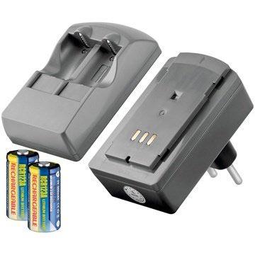 Goobay CR123 Batterilader Set