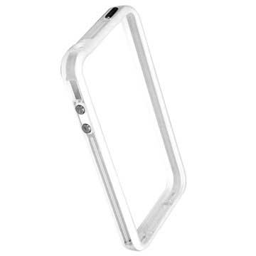 iPhone 4 / 4S Njord Bumper - Hvit