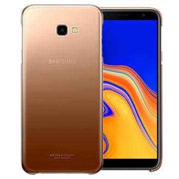 Samsung Galaxy J4+ Gradation Cover EF-AJ415CFEGWW - Gull