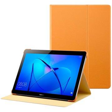 Huawei MediaPad T3 10 Flip-deksel 51991966 - Brun