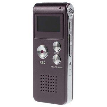 Portable Diktafon SK-012 - Lilla