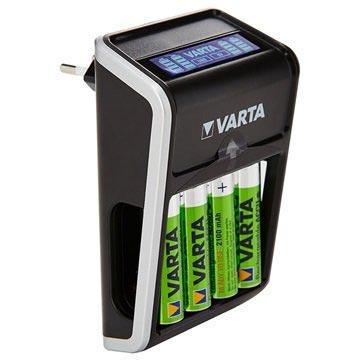 Varta LCD Plug Batterilader 57677