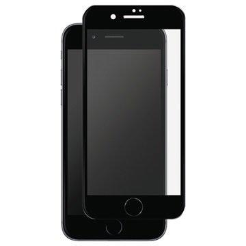 iPhone 7   iPhone 8 Panzer Full-Fit Skjermbeskytter i Herdet Glass - Svart 8fb9cc8d6a89e