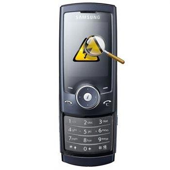 Samsung U700 Diagnose