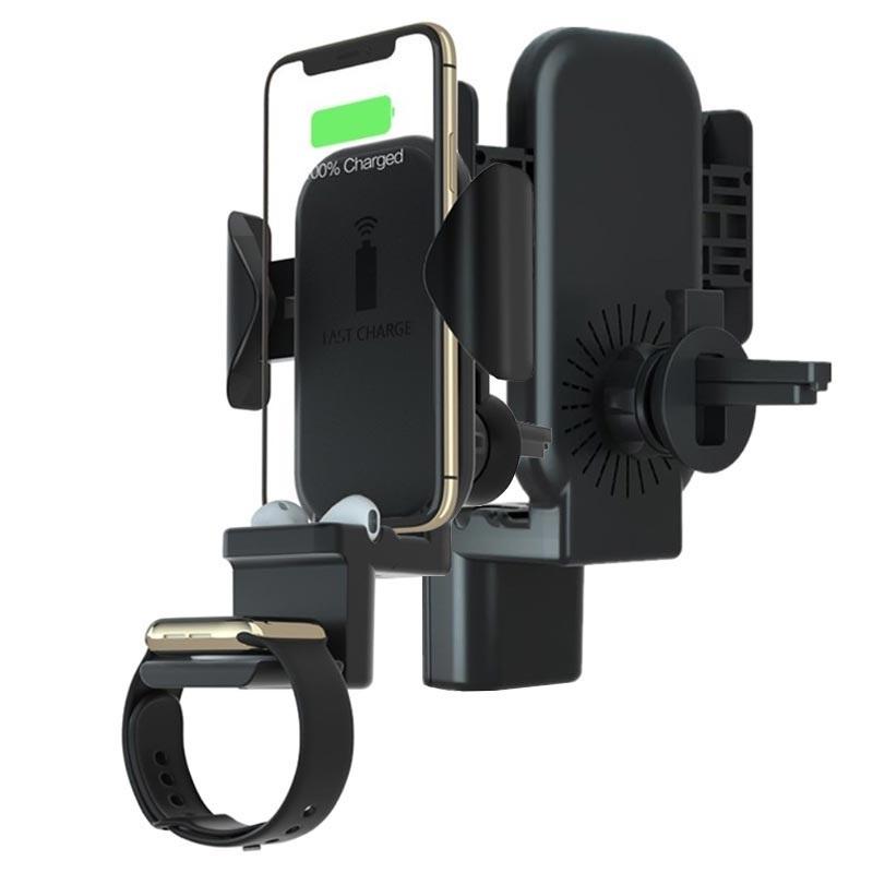 Trådløs lader til GPS klokke & smarttelefoner
