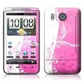 HTC Desire HD Pink Crush Folie