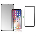 4smarts Second Glass Easy-Assist iPhone XR / iPhone 11 Skjermbeskytter - Svart