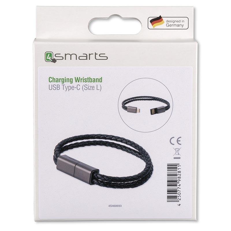 Ercko armbånd USB C ladekabel Tilbehør iPad og nettbrett