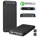 4smarts VoltHub Power Delivery & QC3.0 Powerbank - 10000mAh - Svart