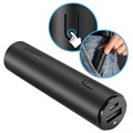 Anker PowerCore Mini Powerbank - 3350mAh - Svart