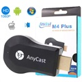 AnyCast M4 Plus Trådløs TV-dongle - Airplay, DLNA, Miracast
