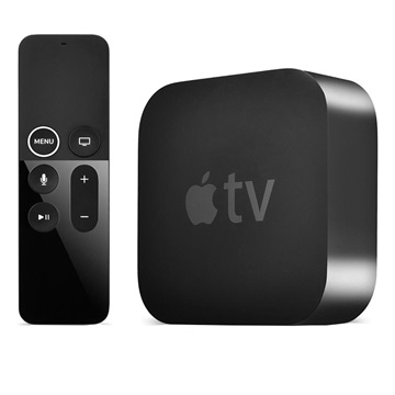 Apple TV 4K MQD22FD/A - 32GB - Svart