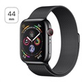 Apple Watch Series 4 LTE MTX32FD/A - Rustfritt Stål, Milanese Loop, 44mm, 16GB