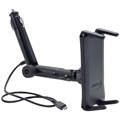 Arkon SM621-MICRO Slim-Grip Ultra Active Bilholder - Micro-USB Socket Mount