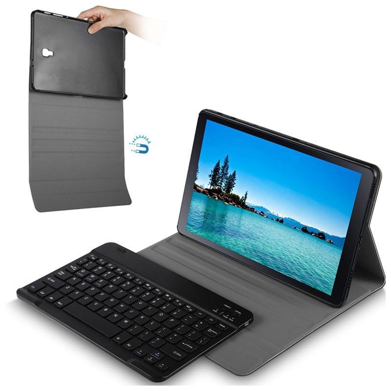 Samsung Galaxy Tab A 10.5 Etui med Bluetooth tastatur