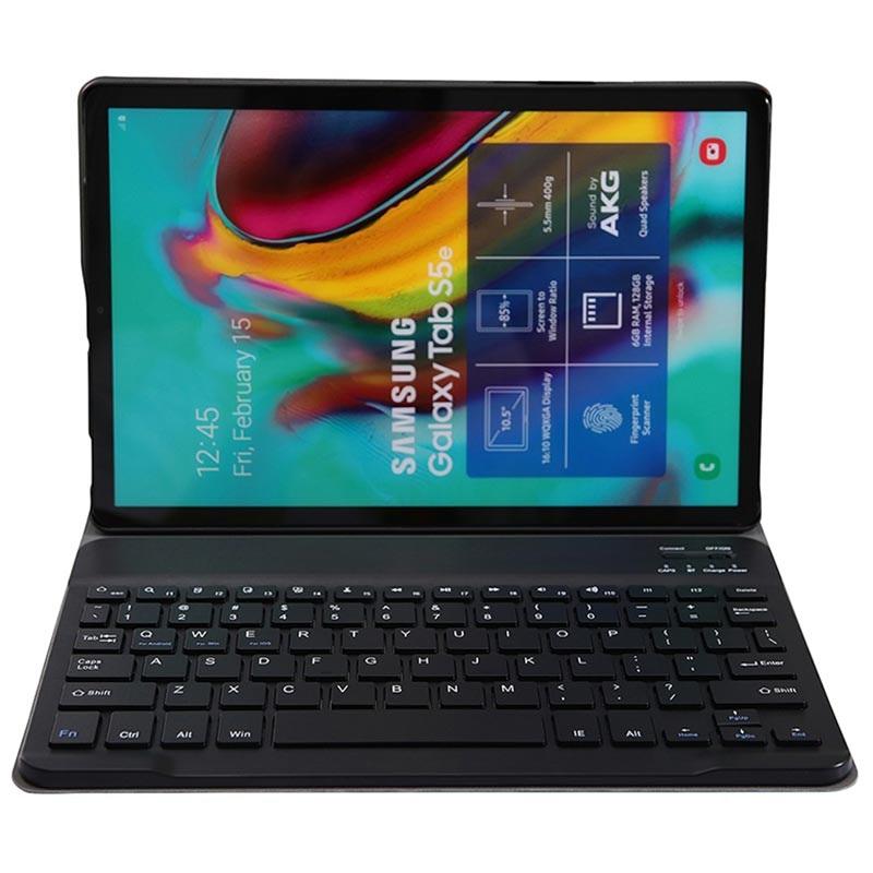 Samsung Galaxy Tab S6 Lite Etui med Bluetooth tastatur