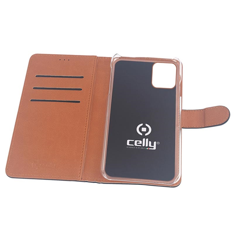 Celly Wally iPhone 11 Pro Max Lommebok-deksel