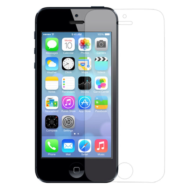 iphone 5c tempered glass digishield tempered glass beskyttelsesfilm iphone 5 5s 14707